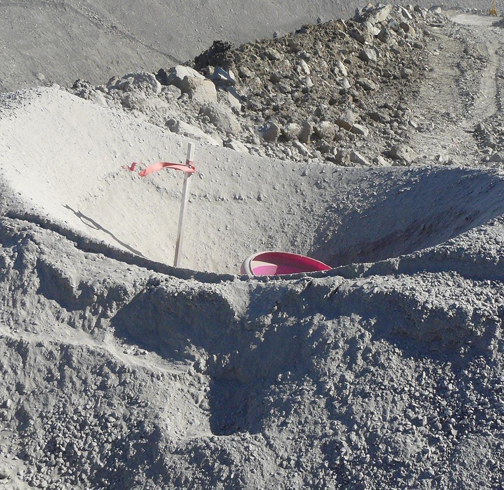 Drill Hole Savers