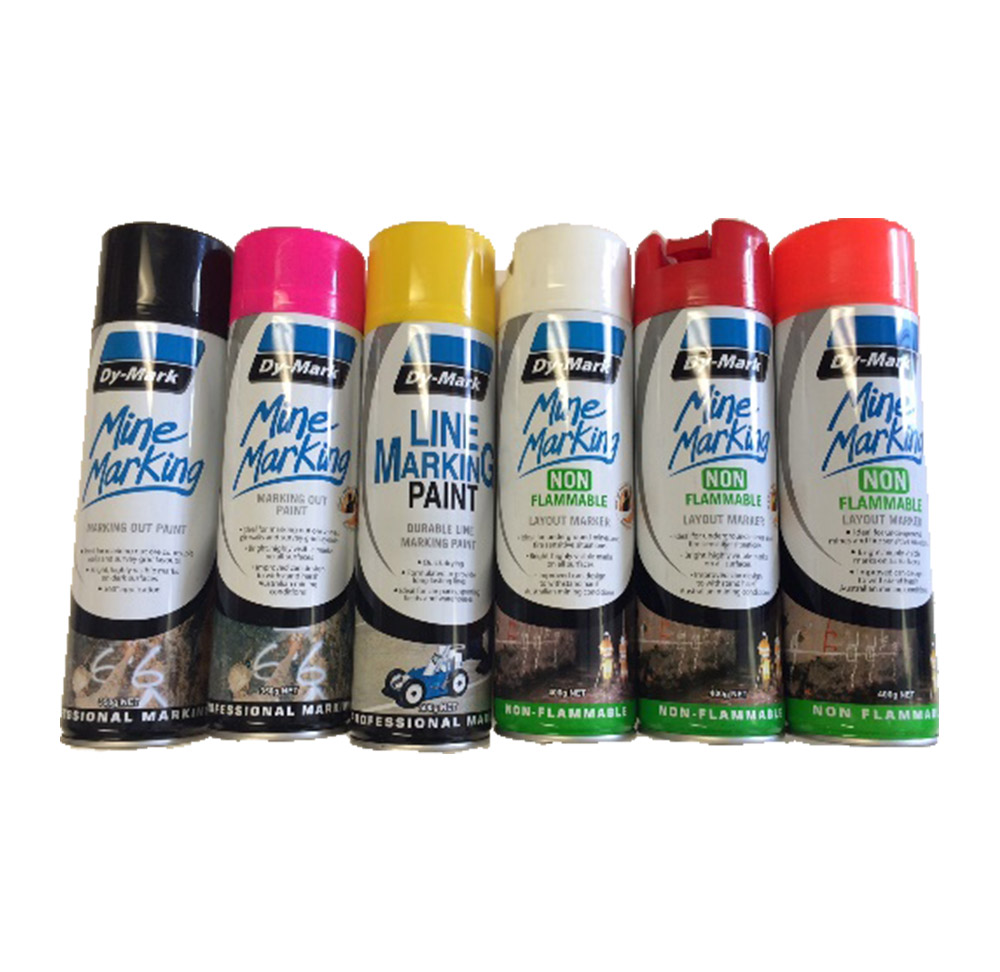 Dy-Mark Spray Paint
