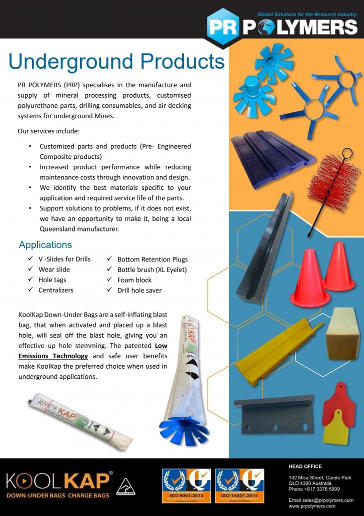 PR Polymers Wear